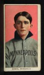 1909 T206  Jerry Downs  Front Thumbnail