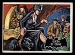 1966 Topps Batman Black Bat #26   Queen of Crime Front Thumbnail