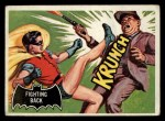 1966 Topps Batman Black Bat #30   Fighting Back Front Thumbnail