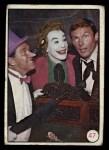 1966 Topps Batman Color #47   Penguin / Joker / Bruce Wayne Front Thumbnail