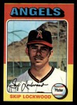 1975 Topps Mini #417  Skip Lockwood  Front Thumbnail