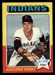 1975 Topps #530  Gaylord Perry  Front Thumbnail