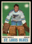 1970 O-Pee-Chee #97  Ernie Wakely  Front Thumbnail