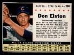 1961 Post #200 BOX Don Elston   Front Thumbnail