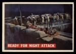 1956 Topps Davy Crockett #56   Ready for Night Attack  Front Thumbnail