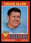 1971 Topps #6  Chuck Allen  Front Thumbnail