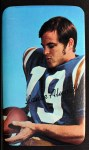 1970 Topps Super #13  Lance Alworth  Front Thumbnail