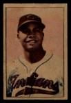 1952 Berk Ross  Larry Doby  Front Thumbnail