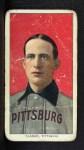 1909 T206 POR Fred Clarke  Front Thumbnail