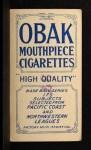 1910 T212 Obak SEA Hall  Back Thumbnail