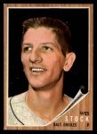 1962 Topps #442  Wes Stock  Front Thumbnail