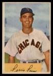 1954 Bowman #214  Ferris Fain  Front Thumbnail