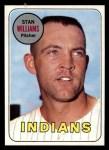1969 Topps #118  Stan Williams  Front Thumbnail