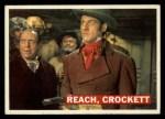 1956 Topps Davy Crockett #45   Reach Front Thumbnail