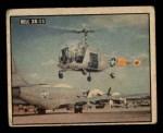 1950 Topps Freedoms War #121   Bell Xr-13  Front Thumbnail