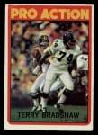 1972 Topps #120   -  Terry Bradshaw Pro Action Front Thumbnail