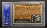 1962 Topps / Bubbles Inc Mars Attacks #1   The Invasion Begins  Back Thumbnail