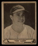 1940 Play Ball #39  Tom Carey  Front Thumbnail