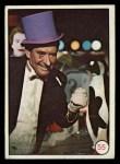 1966 Topps Batman Color #55   The Penguin Front Thumbnail