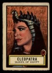 1952 Topps Look 'N See #44  Cleopatra  Front Thumbnail