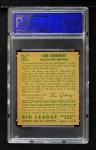1934 Goudey #77  Joe Vosmik  Back Thumbnail