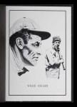 1950 Callahan Hall of Fame  Willie Keeler  Front Thumbnail