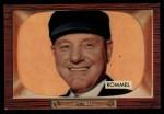 1955 Bowman #239  Edwin Rommel  Front Thumbnail