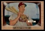 1955 Bowman #41  Mel Clark  Front Thumbnail
