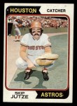 1974 Topps #328  Skip Jutze  Front Thumbnail
