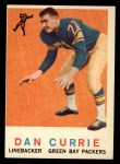 1959 Topps #162  Dan Currie  Front Thumbnail