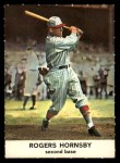 1961 Golden Press #7  Rogers Hornsby  Front Thumbnail