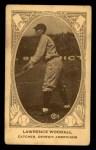 1922 E120 American Caramel  Lawrence Woodall  Front Thumbnail