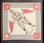 1914 B18 Blankets #78 RB Joe Kelley   Front Thumbnail
