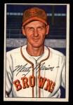 1952 Bowman #85  Marty Marion  Front Thumbnail
