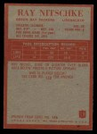 1965 Philadelphia #79  Ray Nitschke   Back Thumbnail