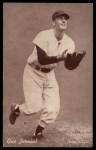 1947 Exhibits B Gus Zernial   Front Thumbnail