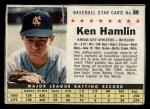 1961 Post #89 BOX Ken Hamlin   Front Thumbnail