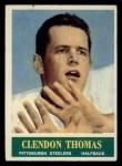 1964 Philadelphia #152  Clendon Thomas  Front Thumbnail
