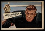 1952 Bowman Large #38  Keever Jankovich  Front Thumbnail