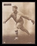 1912 M101-2 Sporting News Supplements   -  Zach Wheat 1/4/ Front Thumbnail