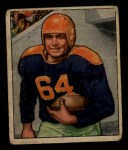 1950 Bowman #11  Ted Fritsch  Front Thumbnail