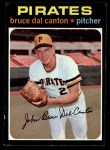 1971 Topps #168  Bruce Dal Canton  Front Thumbnail