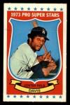 1973 Kellogg's #43  Willie Davis  Front Thumbnail