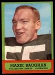 1963 Topps #118  Maxie Baughan  Front Thumbnail