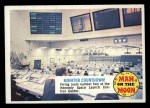 1969 Topps Man on the Moon #46 B  Monitor Countdown Front Thumbnail