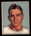 1950 Bowman #41  Adrian Burk  Front Thumbnail