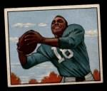 1950 Bowman #109  Wallace Triplett  Front Thumbnail