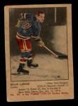 1951 Parkhurst #96  Edgar Laprade  Front Thumbnail