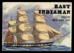 1955 Topps Rails & Sails #146   East Indiaman Front Thumbnail