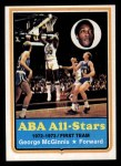 1973 Topps #180  George McGinnis  Front Thumbnail